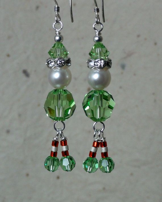 Swarovski Elf Earrings