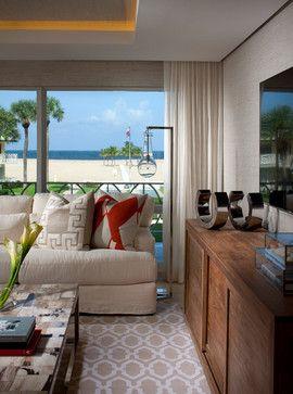 Miami+beach+style+living+rooms | ... Florida Interior Design