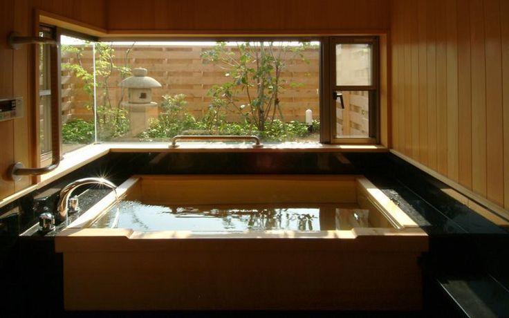 バス/トイレ事例:浴室(柳川の家)
