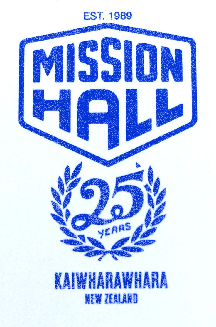 Mission Hall 25 years –Kaiwharawhara, New Zealand