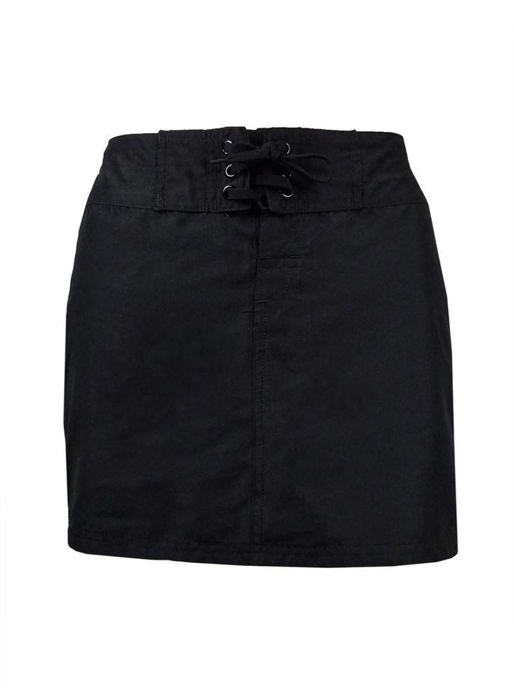 Island Escape Women's Mini Board Skirt Swim Cover