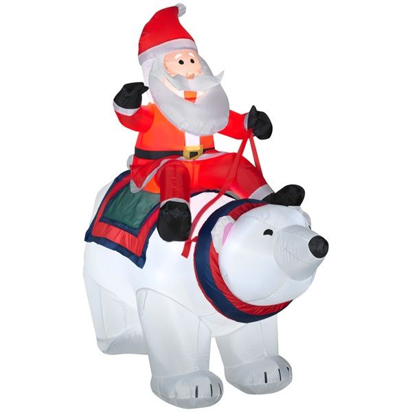 Images about fun christmas inflatables on pinterest