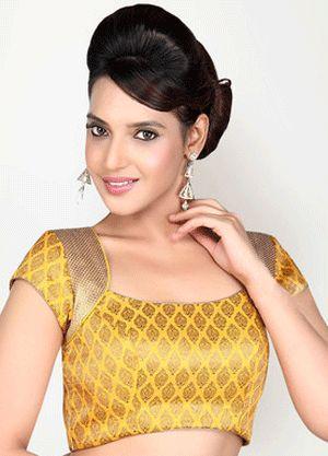 Saree blouse Tutorial