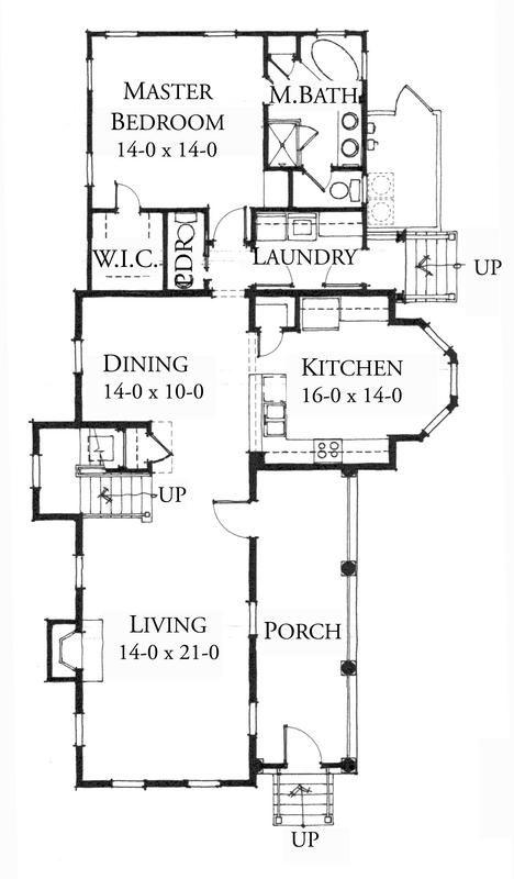 Allison ramsey architects floorplan for the regency for Regency house plans