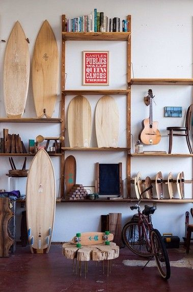 Laid-Back Cali Surf Style Makes Life an Endless Summer