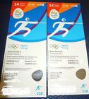 #Ticket  2 Tickets Olympia Olympic Games Rio 2016 14.08. Fechten Fencing Degen Epee Team #Ostereich