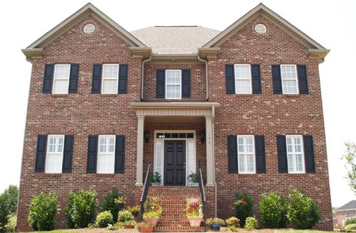 Pine Hall Brick American Antique Brick Home Styles And