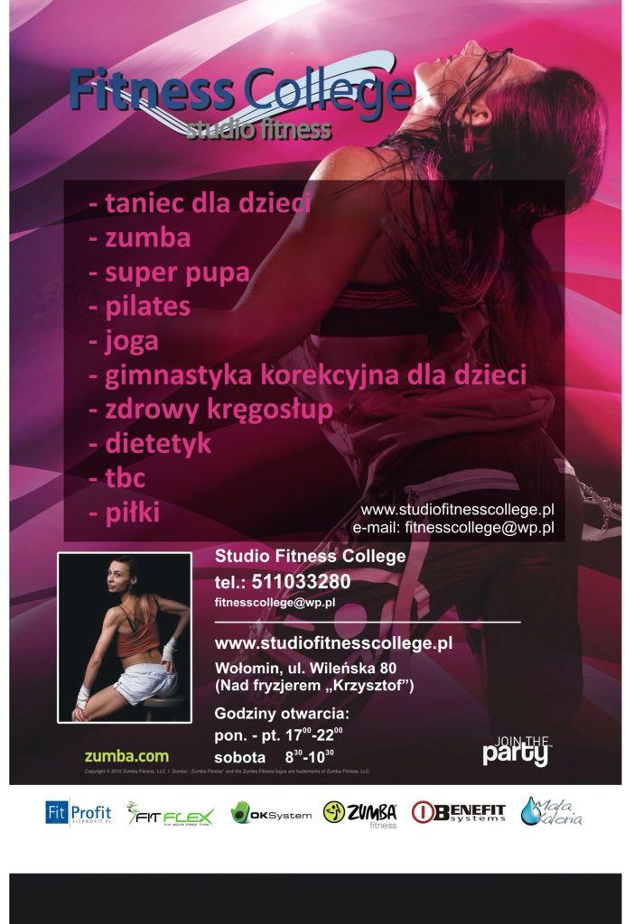 www.studiofitnesscollege.pl