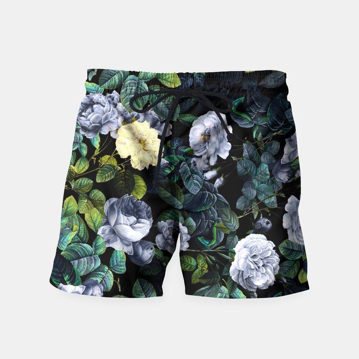 Future Nature Swim Shorts by burcukorkmazyurek 29.95€