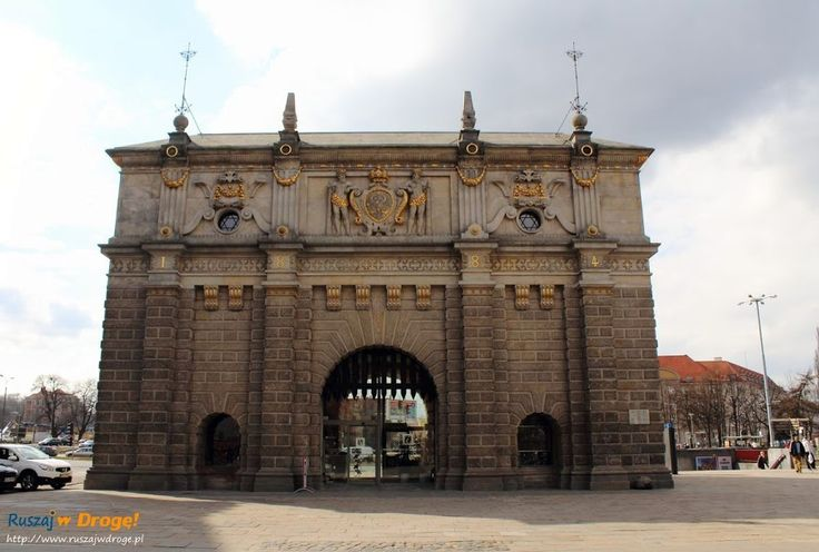 Informacja Turystyczna w Bramie Wyżynnej, #Gdańsk, #Poland