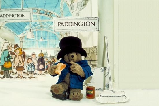 Paddington Bear - the best bear