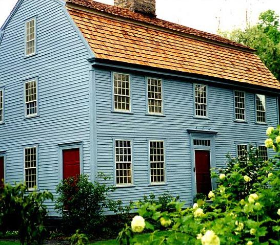 81 Best Saltbox Houses Images On Pinterest