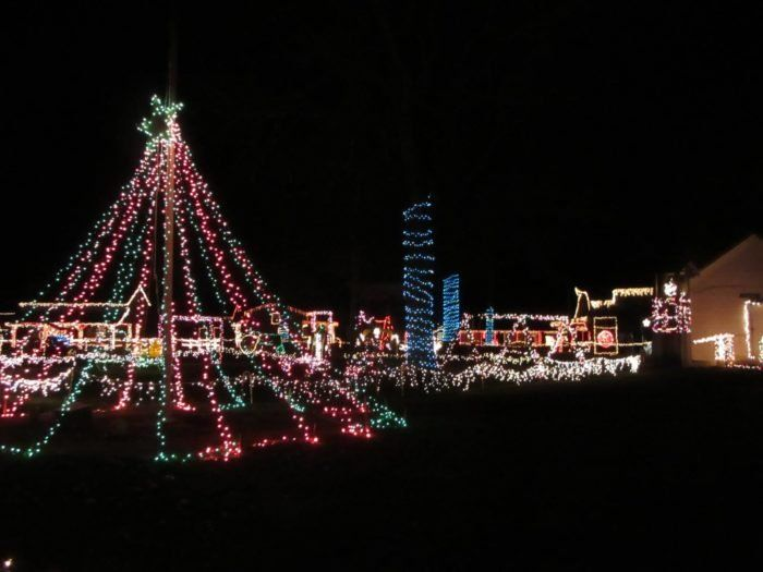 Drive Through Millions Of Lights At The State Farm Museum In West Virginia This Holiday West Virginia Vacation West Virginia Fun Christmas Activities