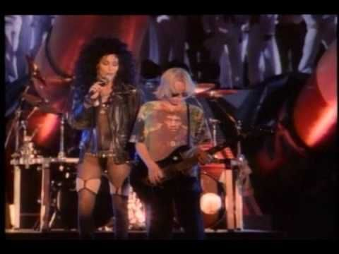 Cher - If I Could Turn Back Time= she does it well, work those fish nets CHER