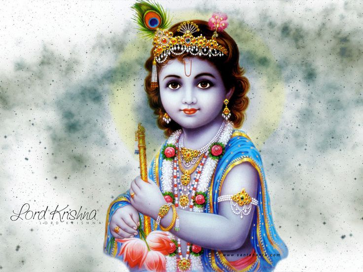 1680x1050 Shree Krishna HD Wallpaper Free Download | Lord Krishna