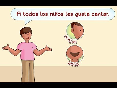 http://CalicoSpanish.com This song is a great way to practice some action verbs while highlighting various body parts in Spanish. Get up and get moving as yo...