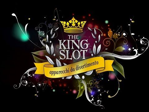 The King Slot Italia - YouTube #SLOTMACHINE #VIDEOLOTTERY #SLOT #THEKINGSLOT