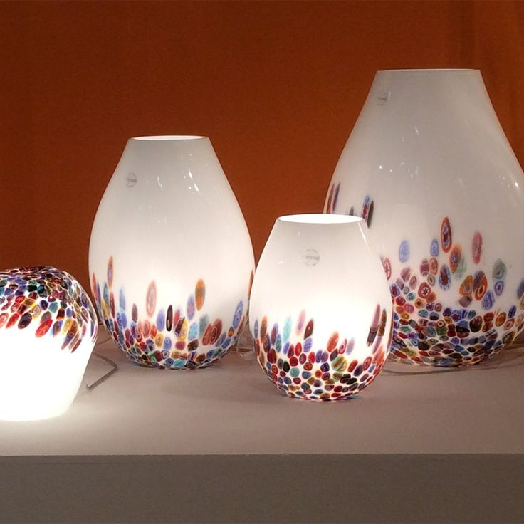 Ambiente, Multicoloured Lamp - Table Lamps  | I Muranesi Shop Online