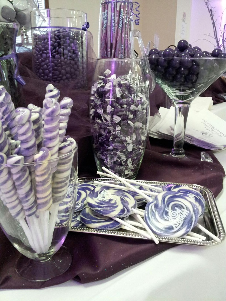 25 Best Ideas About Purple Candy On Pinterest