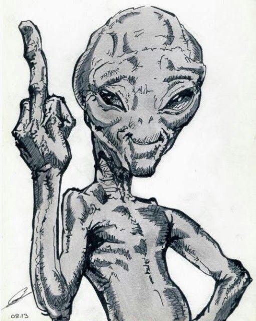 Alien Paul