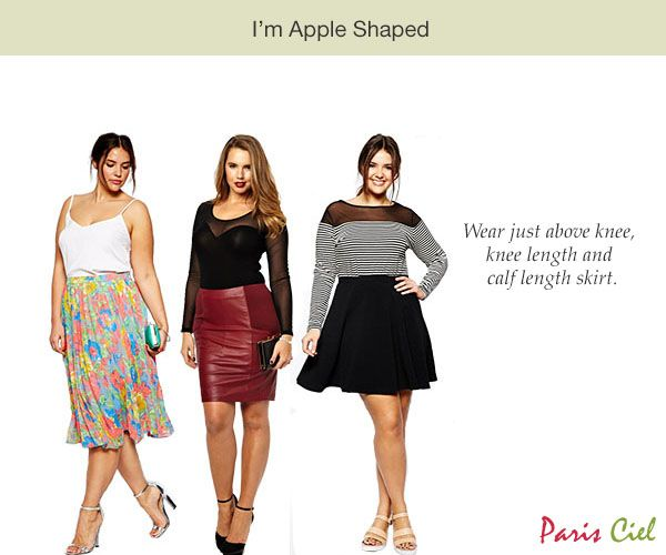 How To Dress The Adorable Apple Body Shape - Paris Ciel - EN