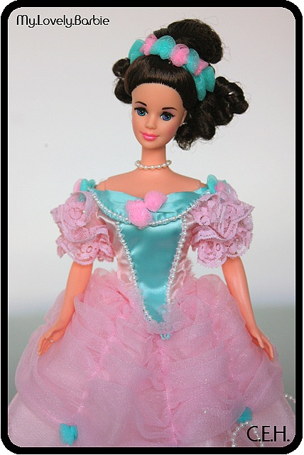 1994 Southern Belle Barbie® - The Great Eras® Collection