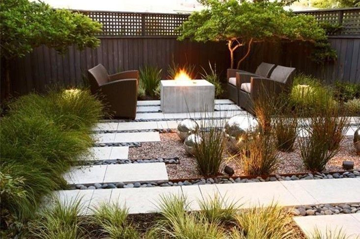 San Francisco City Garden Outdoor Living Landscape Arterra Architects | Gardenista