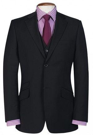 Jas merupakan pakaian resmi yang lazim digunakan oleh seorang pria untuk bekerja di kantor, untuk rapat dan acara resmi lainnya.