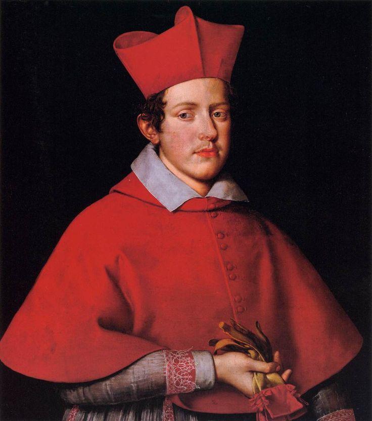 Ritratto di Ferdinando Gonzaga, tra il 1610 e il 1615.