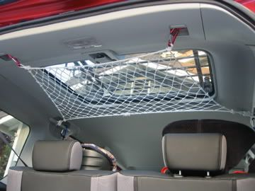 Ele-net and Rear Seat Storage Box - Honda Element Owners Club Forum