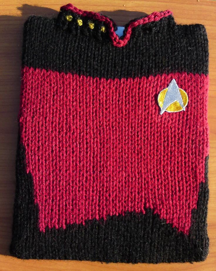 50+ best Star Trek Knitting images by terry hoffman on Pinterest ...