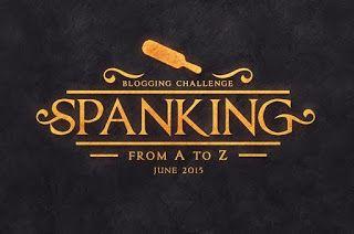 Corinne Alexander: A-Z Challenge - #Good Girl #Spankings #SpankA2Z