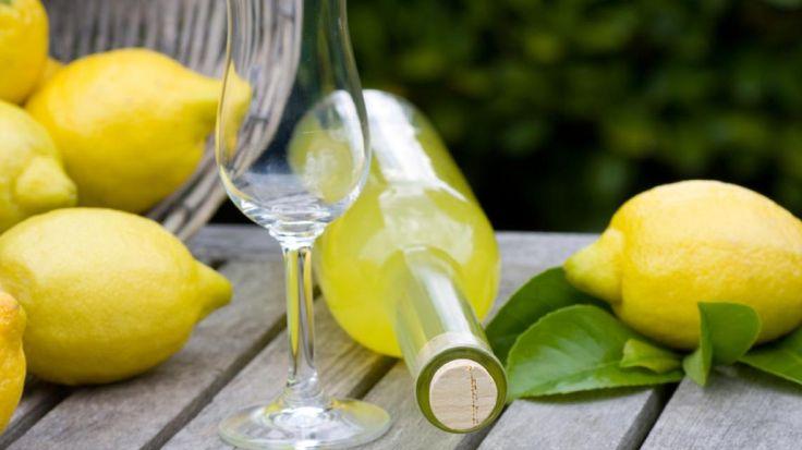 Limoncello | VTM Koken The best limoncello ever