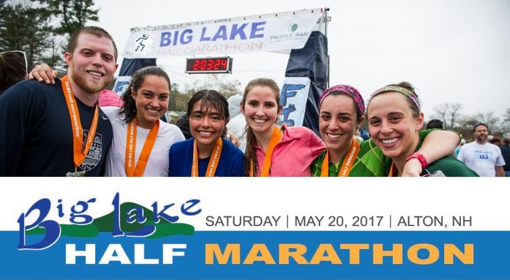 Big Lake Half Marathon | Alton, NH | USATF Certified | New England Half