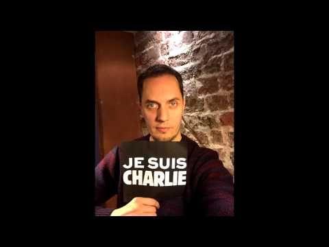 Grand Corps Malade - #JeSuisCharlie - YouTube