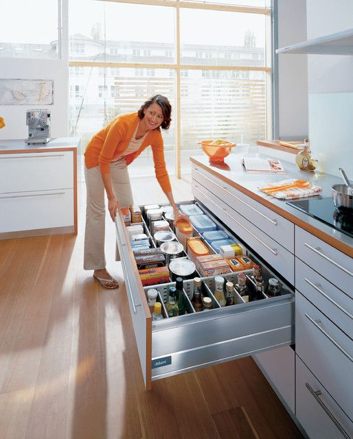 Kitchen Art Nz: Blum Kitchen Accessories-Storage Drawer Visit Store » Blum
