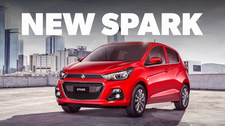2016 NEW HOLDEN SPARK  -  Walk around - Village Holden Brisbane. Find out more: http://www.villageholdenredcliffe.com.au http://www.villageholdenpetrie.com.au