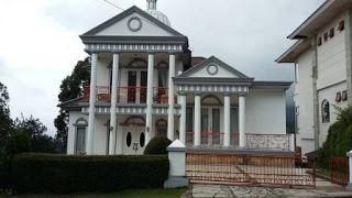 Villa Qubah Lembang Villa Besar Fasilitas Karoke