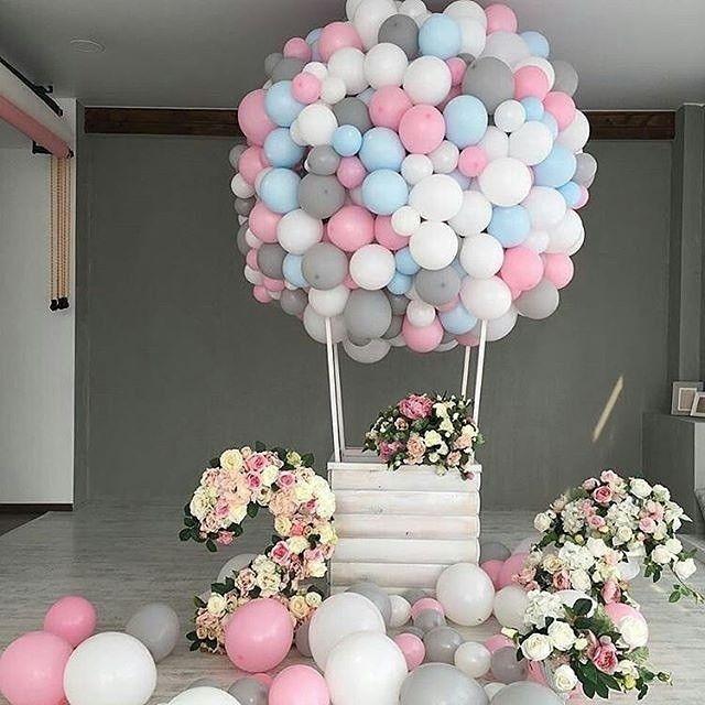 дизайн воздушных шаров фото