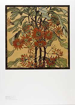 Wheel Flower Print :: Gallery shop :: Art Gallery NSW