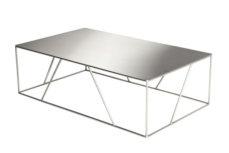 contemporary metal coffee table By Julien VIDAME VIDAME CREATION