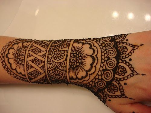 Henna Tattoo Places : Henna designs and meanings creative