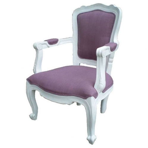A Louis arm chair is sure to impress!