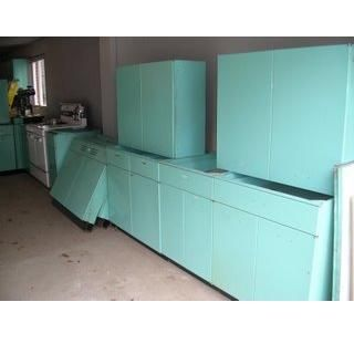 Nice How And Where To Buy Or Sell Vintage Metal Kitchen Cabinets
