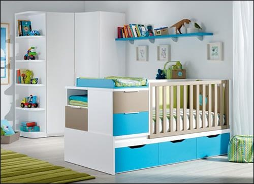 211 best BEBÉ CUNAS images on Pinterest | Baby cribs, Child room and ...