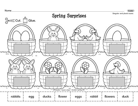 431 best Activities for Easter & Spring images on