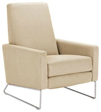 contemporary recliner chairs | Contemporary Eclectic Modern Traditional