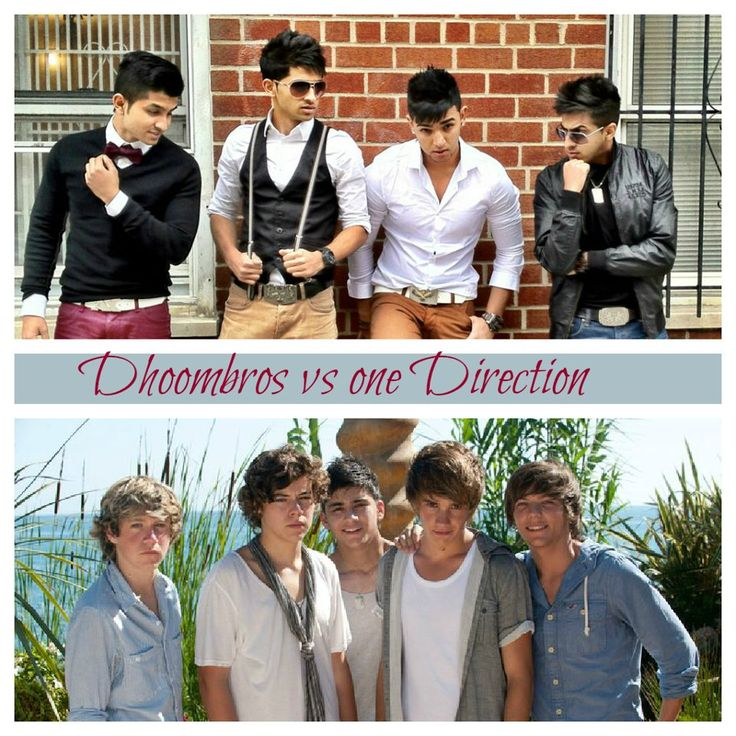 DhoomBROS vs 1d