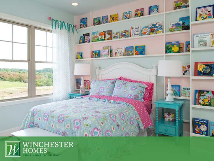 1000 images about kids 39 bedrooms on pinterest preserve for Winchester homes cabin branch townhomes