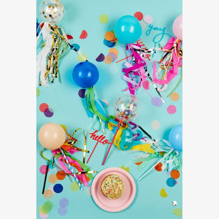 Prepare yourself for squeals of delight from your little guests and all those young at heart with this gorgeous and unique Metallic Streamer Balloon Pop by Poppies For Grace!    Wedding | Bridal | Event Styling | Cake Topper | Party Shop | Party Ideas